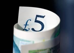 Wzrosty funta względem dolara amerykańskiego? Kolejny dzień optymizmu na rynkach