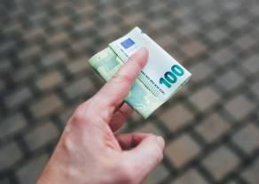Wzrosty kursu euro (EUR) wobec dolara (USD). Odbicie w Europie, dane z amerykańskiego rynku pracy na radarze