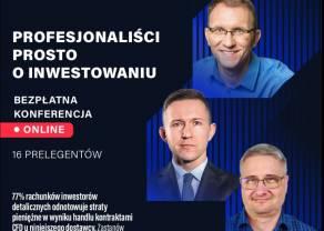 JUŻ TRWA! XTB Investing Day – pierwsza w Polsce konferencja online dla początkujących inwestorów