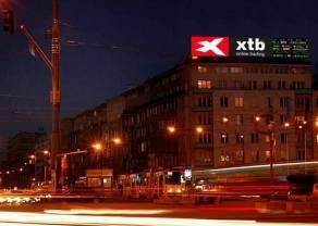 XTB wśród pięciu największych brokerów na świecie