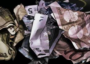 Zadyszka po 8 tygodniach wzrostu kursu euro do dolara (EUR/USD) z rzędu