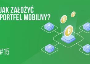 Zakładamy portfel mobilny do bitcoina (BTC) | #15 Kurs BTC od Zera