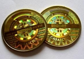 Zanim Bitcoin stał się sławny