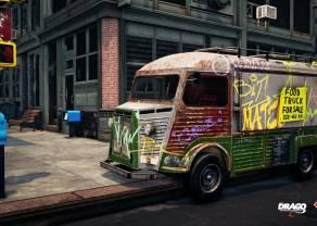 Zapowiedź Food Truck Simulator dostępna w serwisie Steam