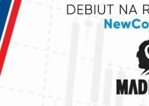 Zaproszenie na debiut na rynku NewConnect – MADMIND STUDIO S.A. – 8 września 2021 r., godz. 11:30