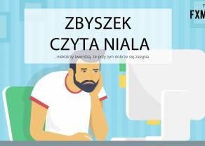 Zbyszek czyta Niala - Inside bar na rynku Forex