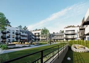 Zielonki Residence na półmetku sprzedaży