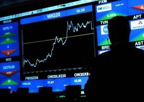 Zielony poniedziałek: Tauron na dużym plusie, PKO BP zyskuje. mBank liderem spadków, Orlen i Alior Bank znowu tracą