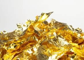 Cena złota i srebra gwałtownie w dół! Indeks dolara (USD) zalicza kolejny rajd. Czy nowy tydzień przyniesie jeszcze większe spadki?