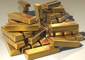 Złoto - korekta czy zapowiedź większego odbicia?