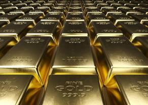 Złoto nadal rośnie w siłę. Kolejne kwartały to kolejne wzrosty