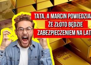 Złoto nie takie bezpieczne, jakby się wydawało. Legenda polskiego gamingu wchodzi na giełdę, a Asseco wraca do WIG20