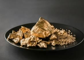 GOLD (XAU/USD) pod presją mocniejszego dolara. Cena złota w dół o ponad 7% - najgorszy miesiąc od lat!
