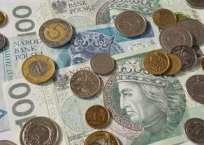 Złoty coraz silniejszy, w parze z euro jest najdroższy od marca. Polska waluta umacnia się też względem kursów dolara, funta i franka