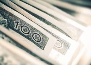 Złoty niewrażliwy na załamanie na Wall Street
