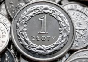 Złoty słabnie względem kursu euro. Funt leci w dół. Najbliższy tydzień będzie należał do odczytów PMI