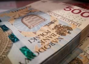 Złoty umocnił się względem kursu euro. Polska utrzymuje inflację. Bitcoin ma być nowym złotem, a reaguje jak akcje