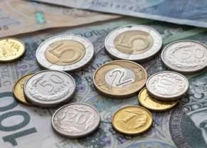 Złoty w odwrocie! Kurs franka w górę o niemal 8 groszy. Wzrost gospodarczy zwalnia, a wydatki rosną. Problemy Deutsche Banku