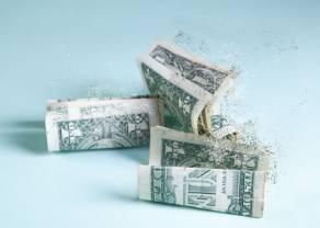 Zmienność na rynku walut! Kurs euro (EUR), dolara amerykańskiego (USD), funta (GBP) i złotego (PLN) w piątek, 22 października