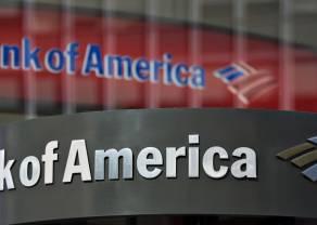 Zobacz jakie wyniki za III kwartał opublikował Bank of America