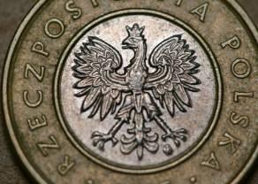 Złoty reaguje na dane o inflacji w Polsce