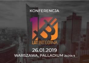 Zwolennicy kryptowalut! W styczniu widzimy się w Warszawie