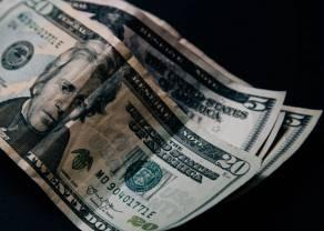 Zyskują kursy dolara, franka i jena. Cena złota znów wzrasta. Ryzykowne waluty tracą na wartości. Dzień na rynku