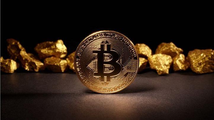 Bitcoin BTC kryptowaluty