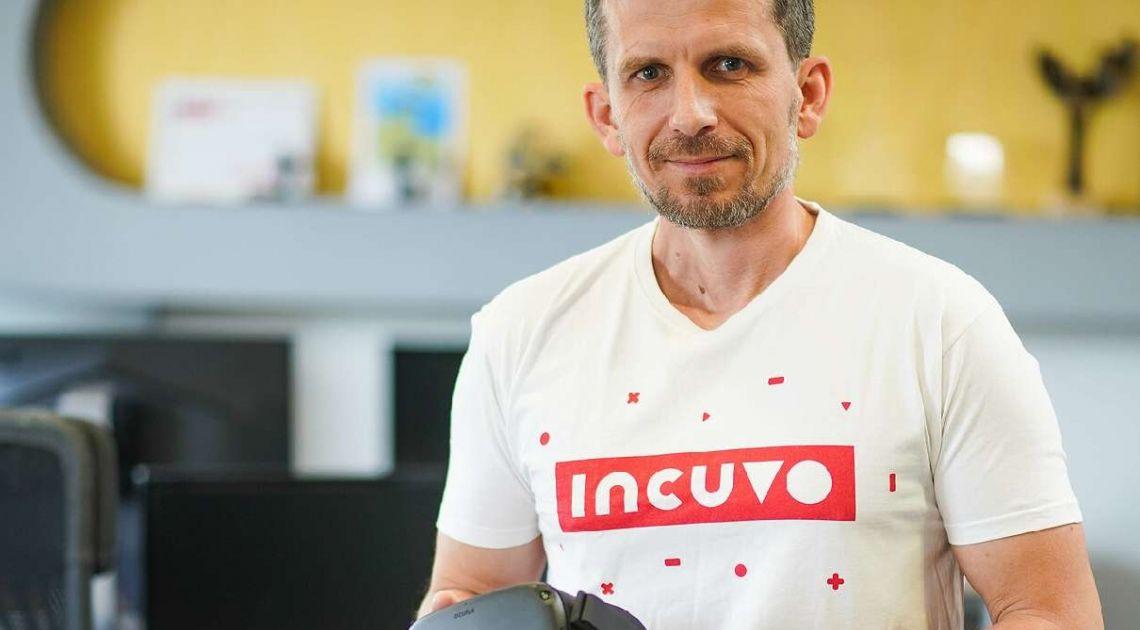 150 proc. wzrost przychodów netto ze sprzedaży Incuvo w 2020 r.! [gry VR]