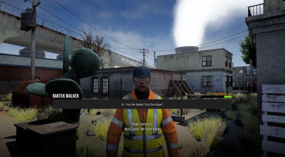 55 tysięcy sprzedanych sztuk Drug Dealer Simulator w 72 godziny od premiery