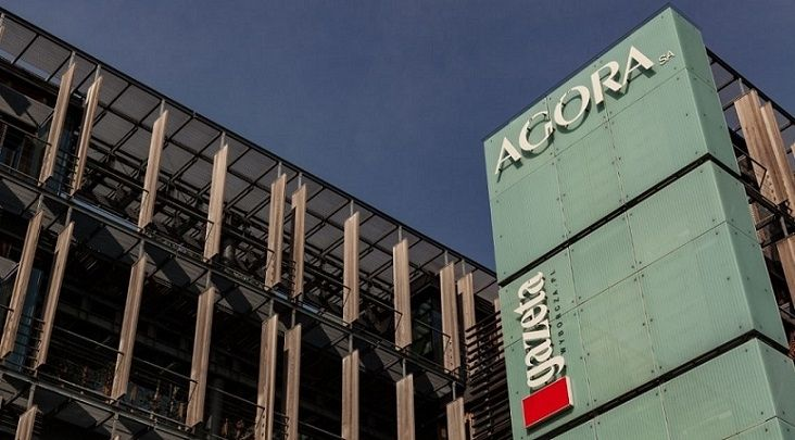 Agora ze słabymi wynikami za II kwartał 2020 r., a kurs akcji w górę