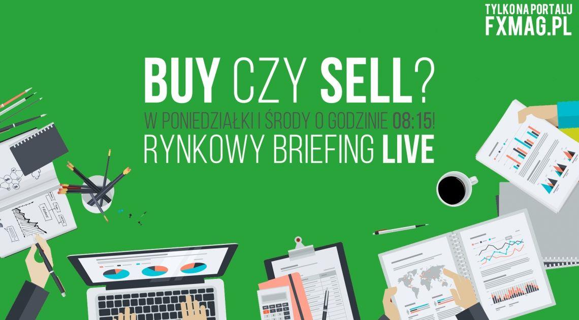Analiza rynków LIVE - Ty wybierasz, Dawid analizuje! [08.01]