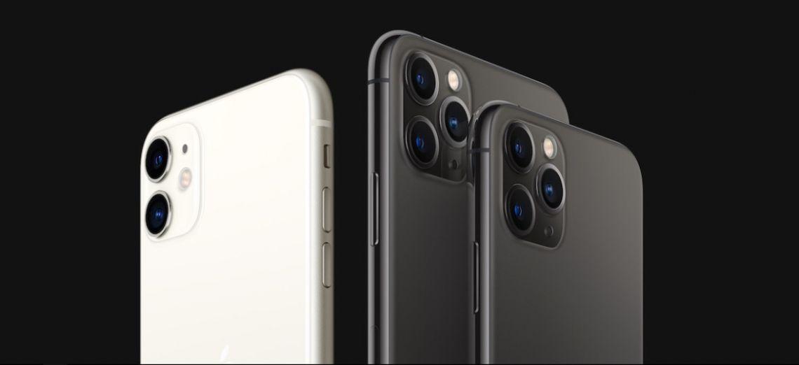 Apple zaprezentował iPhone 11, 11 Pro i 11 Pro Max. Powiało nudą, ale kurs rośnie