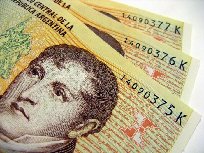 Argentyńskie peso - wielkie tąpnięcie