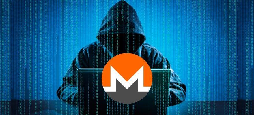 Monero cryptojacking mining