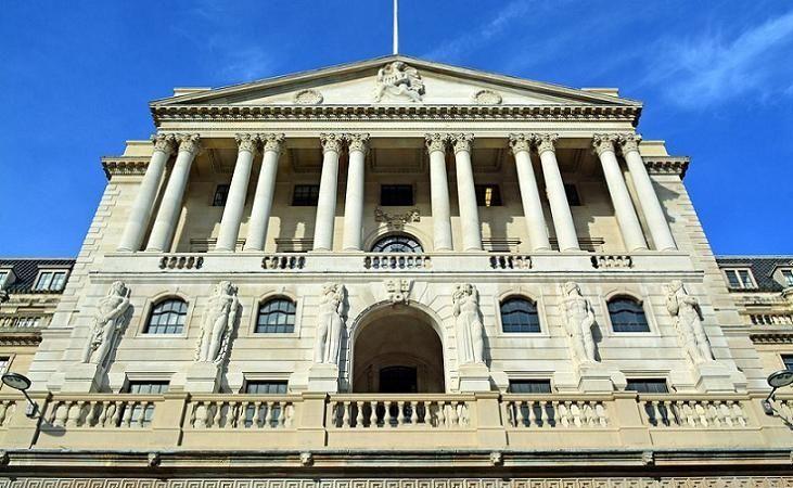 Bank Anglii bank centralny