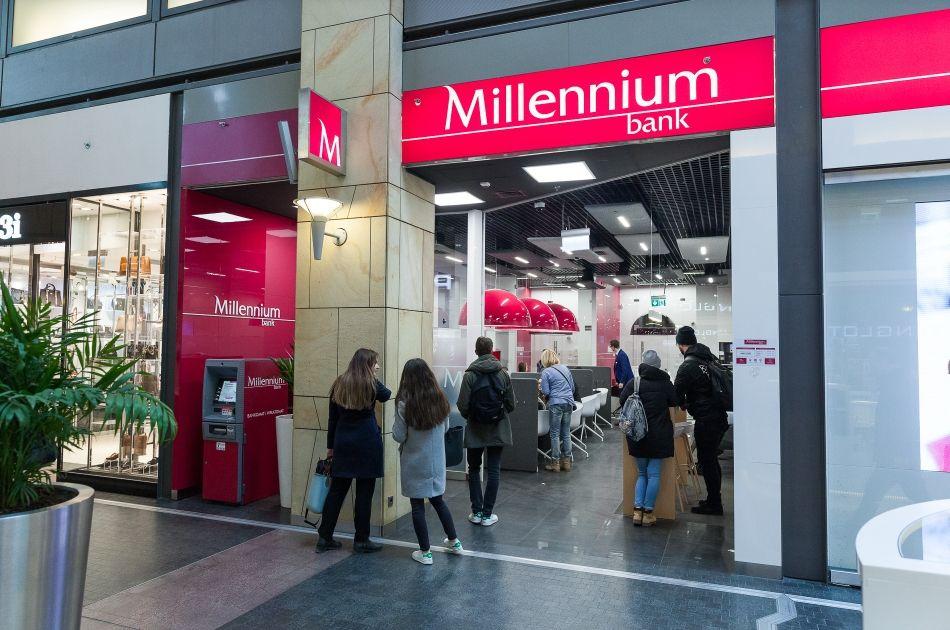 Bank Millennium najlepszym bankiem cyfrowym dla klientów indywidualnych w Polsce według magazynu Global Finance