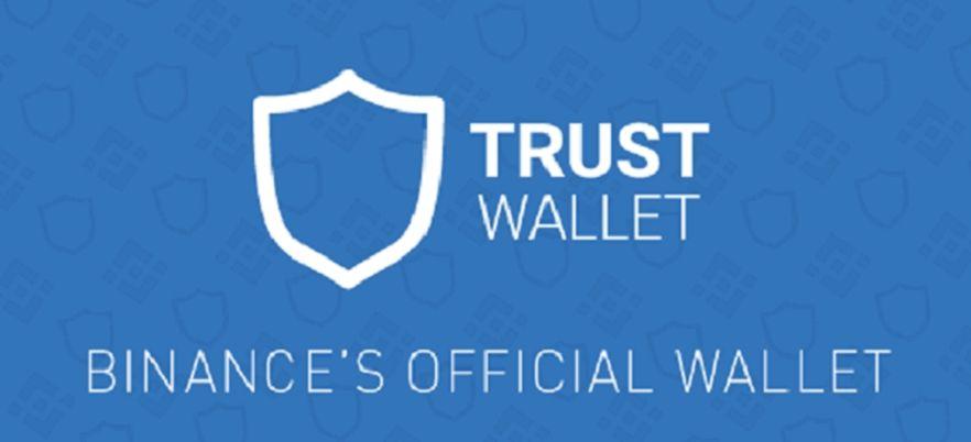 Binance giełda kryptowalut portfel Trust Wallet kryptowaluty