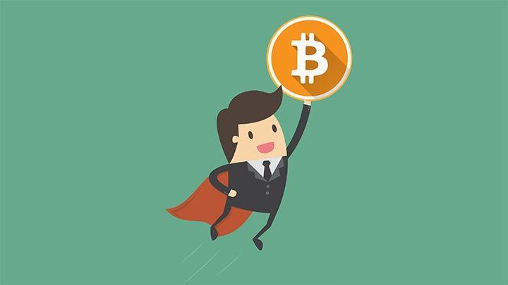 Bitcoin (BTC) - kurs wyraźnie powyżej 6000 dolarów, notując tegoroczne szczyty i rekordową dominację rynkową