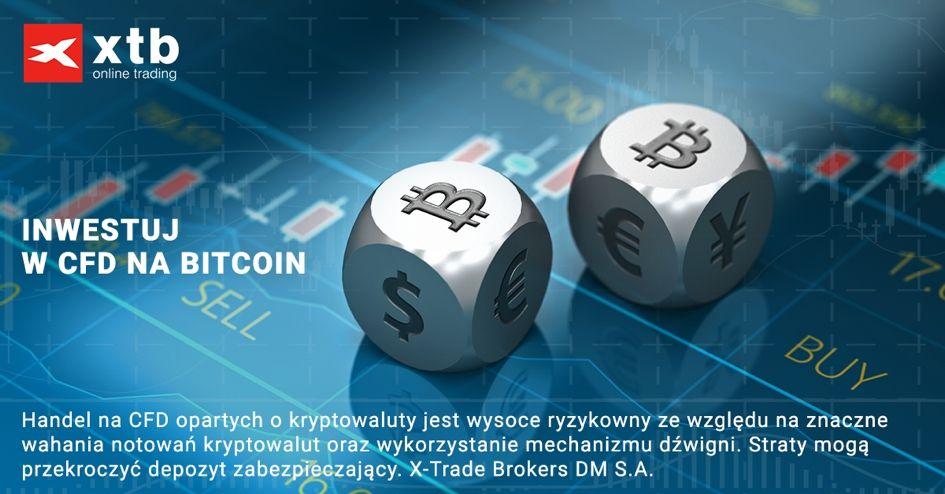Bitcoin wraca do oferty XTB w odmienionej formie