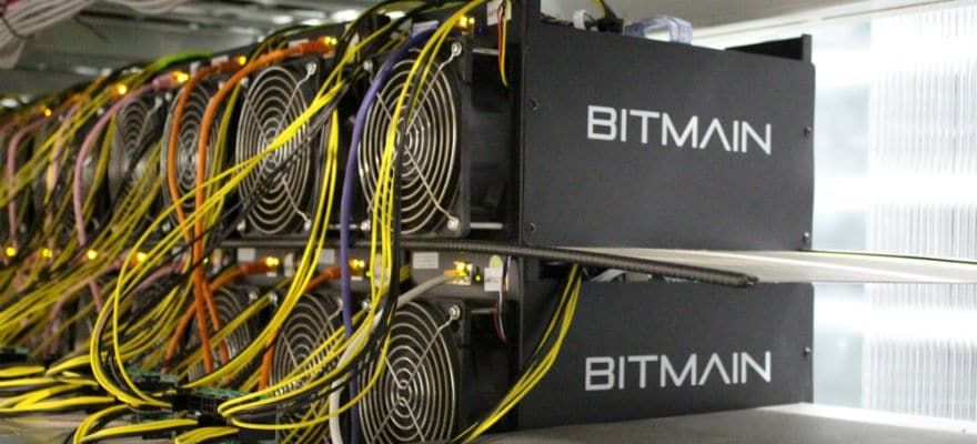 Bitmain w tarapatach finansowych - kolejne zwolnienia