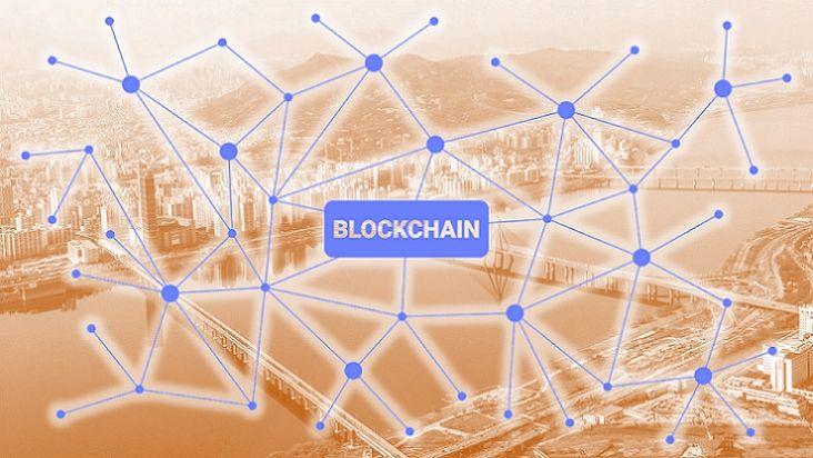 blockchain Korea Południowa wybory