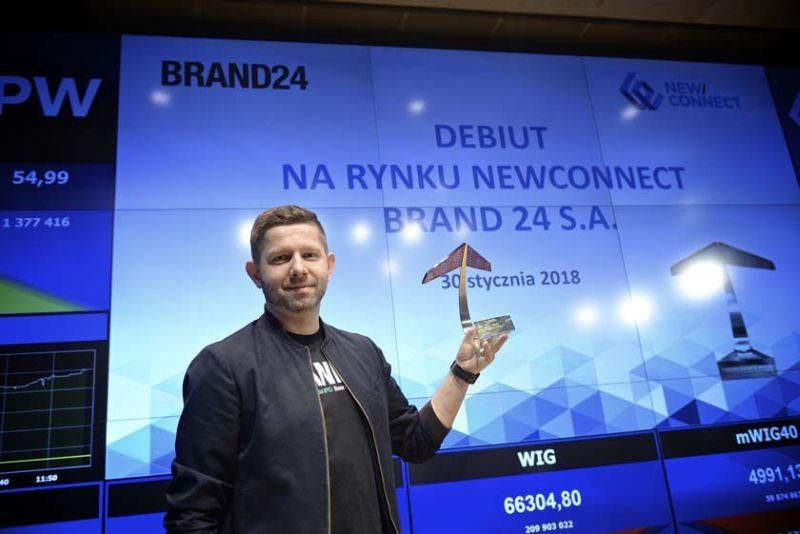 Brand24 nie hamuje przez Facebooka - spółka osiągnęła zysk po raz pierwszy w historii