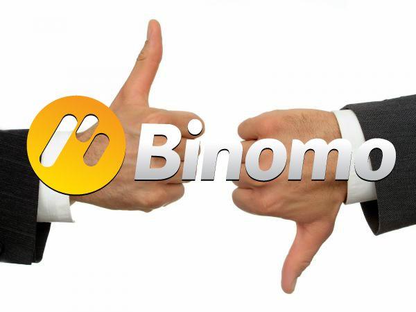 binomo broke opcji binarnych