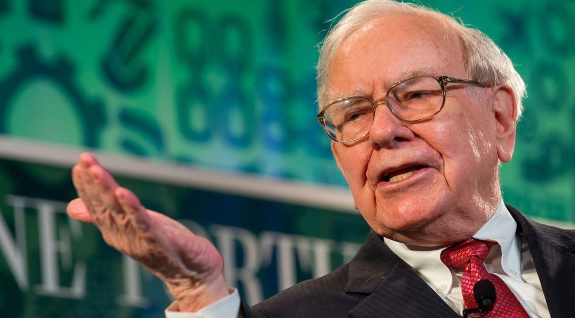 Buffet kupuje akcje naftowego giganta