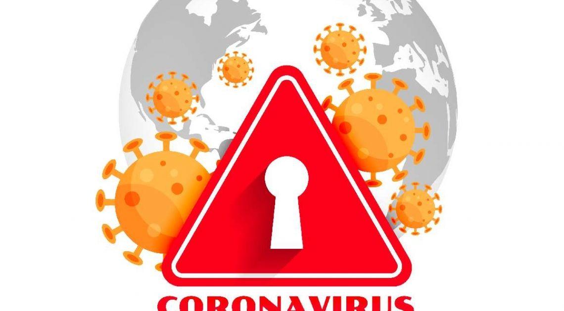 Całkowity lockdown we Francji! Brak szczepionki na Covid. Niepewność napędza amerykańskiego dolara (USD)