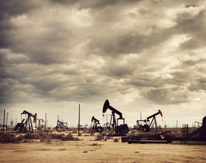Cena ropy najwyżej listopada