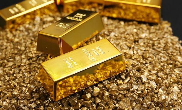 Cena złota - 1200 dolarów za uncję, skuteczny poziom wsparcia. Wykres tygodnia
