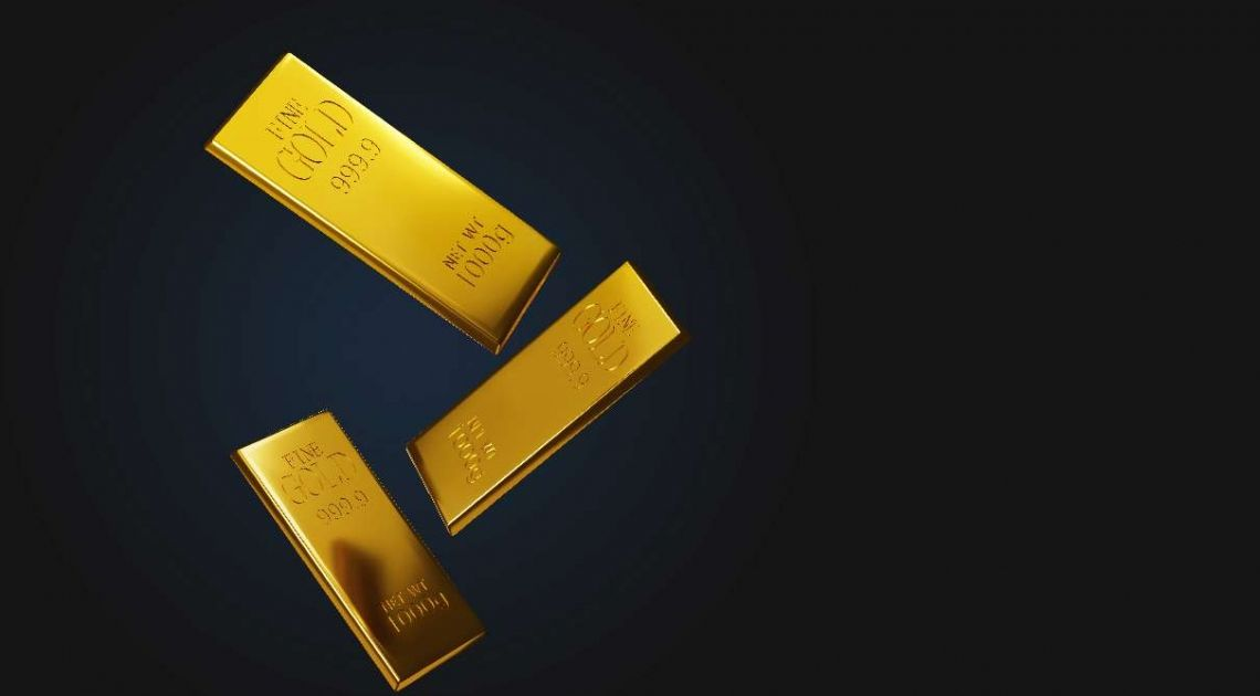 Cena złota nad dołkiem z końca listopada ubiegłego roku! Dalsze umocnienia notowań kursu dolara (USD)
