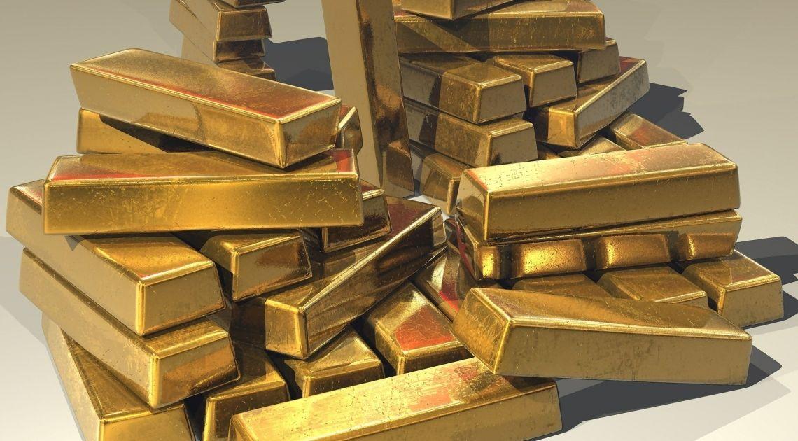 Cena złota szokuje? Wszystko zgodnie z planem!